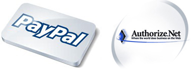 telecom billing paypal authorize.net
